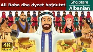 Ali Baba dhe dyzet hajdutet - Fëmijët Tregime - 4K UHD - Albanian Fairy Tales