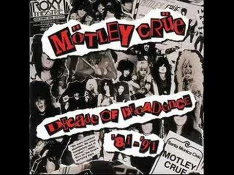 Motley Crue - Rock And Roll Junkie