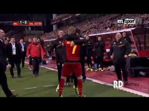 Belgium|world cup 2014 qualification| All goals