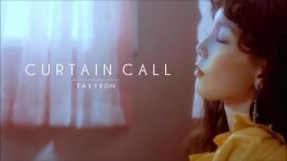 "[3D AUDIO] Taeyeon ""Curtain Call"""