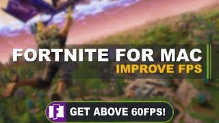 Fortnite for Mac - Boost FPS With These 5 Methods