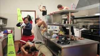 Harlem Shake (kitchen edition)