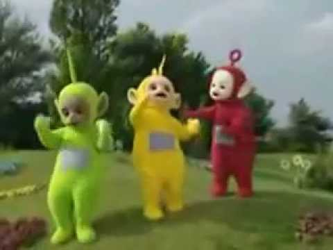 Teletubbies Membuat Roti