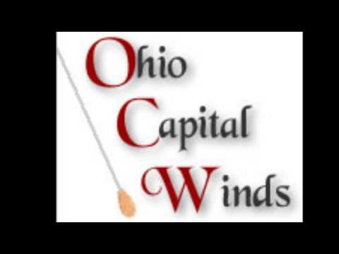 Olympic Fanfare and Theme, Ohio Capital Winds live 2012