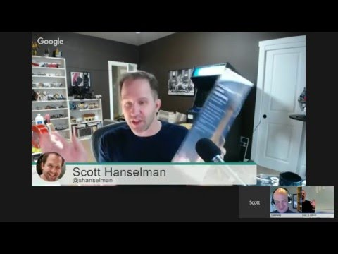 ASP.NET Community Standup - April 12th, 2016 - The Quickening