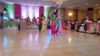 Neetu's Engagement Dance