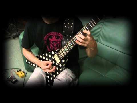 Randy Rhoads Guitar Solo Cover