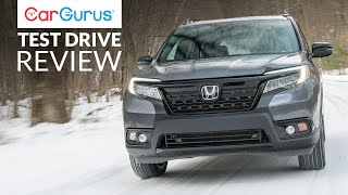 2019 Honda Passport | CarGurus Test Drive Review
