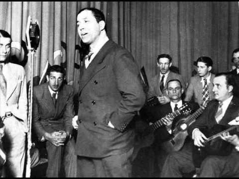 Carlos Gardel Qué vachaché 1928