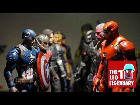 Civil War Part III: The Final Chapter - Stop-Motion Film