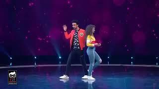 Raghav and dytto performance