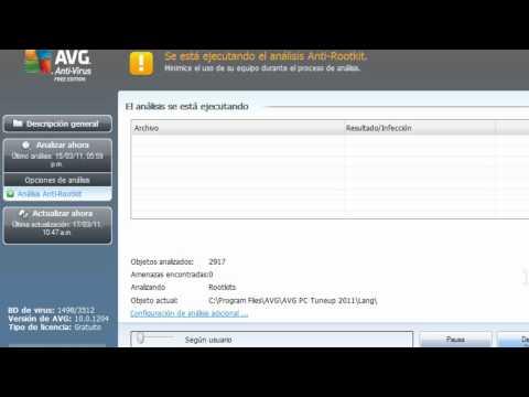 Como Descargar Y Configurar Antivirus AVG Free 2011 Recomendado