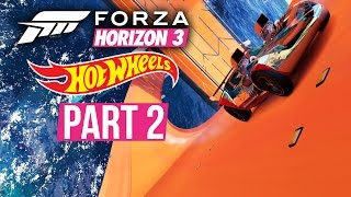 Forza Horizon 3 HOT WHEELS Gameplay Walkthrough Part 2 - SPEED (Hot Wheels Expansion DLC)