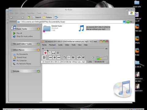how to cut mp3 with vlc player (video)