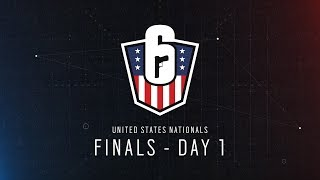 Rainbow Six US Nationals Finals 2019 – Las Vegas, NV | Day 1