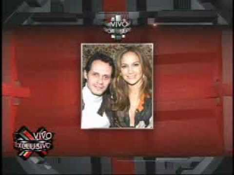 SuperXclusivo 4/26/11 - Prendío Marc Anthony con JLo Music Videos