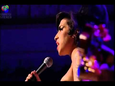 Amy Winehouse - Love Is a Losing Game (Live Mercury Prize)