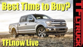 Truck Wars: How You Can Get $12,000 off a New Truck Today - TFLnow Live Show #28