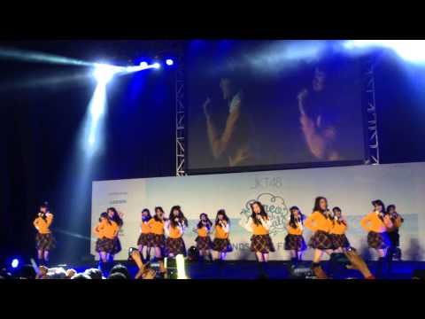 [fancam] JKT48 HS Fest Pareo - Dibanding Kemarin Semakin Suka