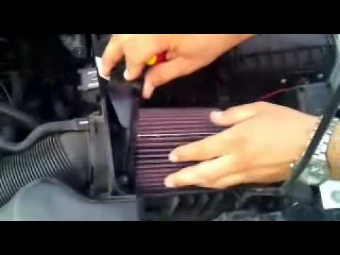 Seat Leon Tsi Engine Sound K Amp N Youtube