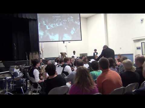 Wake Christian Academy - Symphonic Band - May 2014 - 05/26/2014
