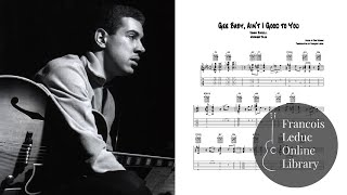 Gee Baby, Ain't I Good to You - Kenny Burrell (Transcription)