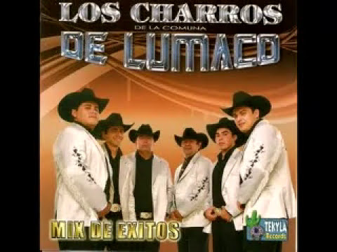 Los Charros de la Comuna de Lumaco Mix de Exitos 2009 (Full Album)