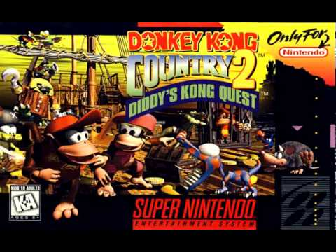 [Donkey Kong 2 OST] Hot-Head Bop
