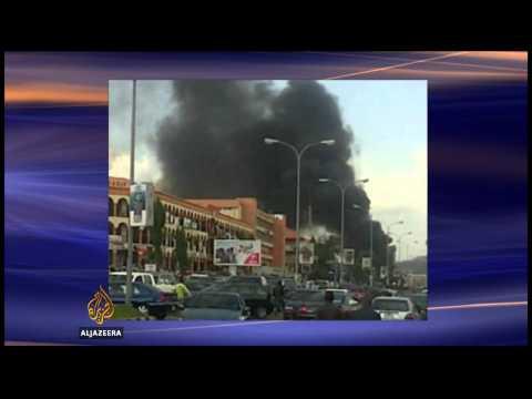 Deadly blast hits market in Nigeria capital
