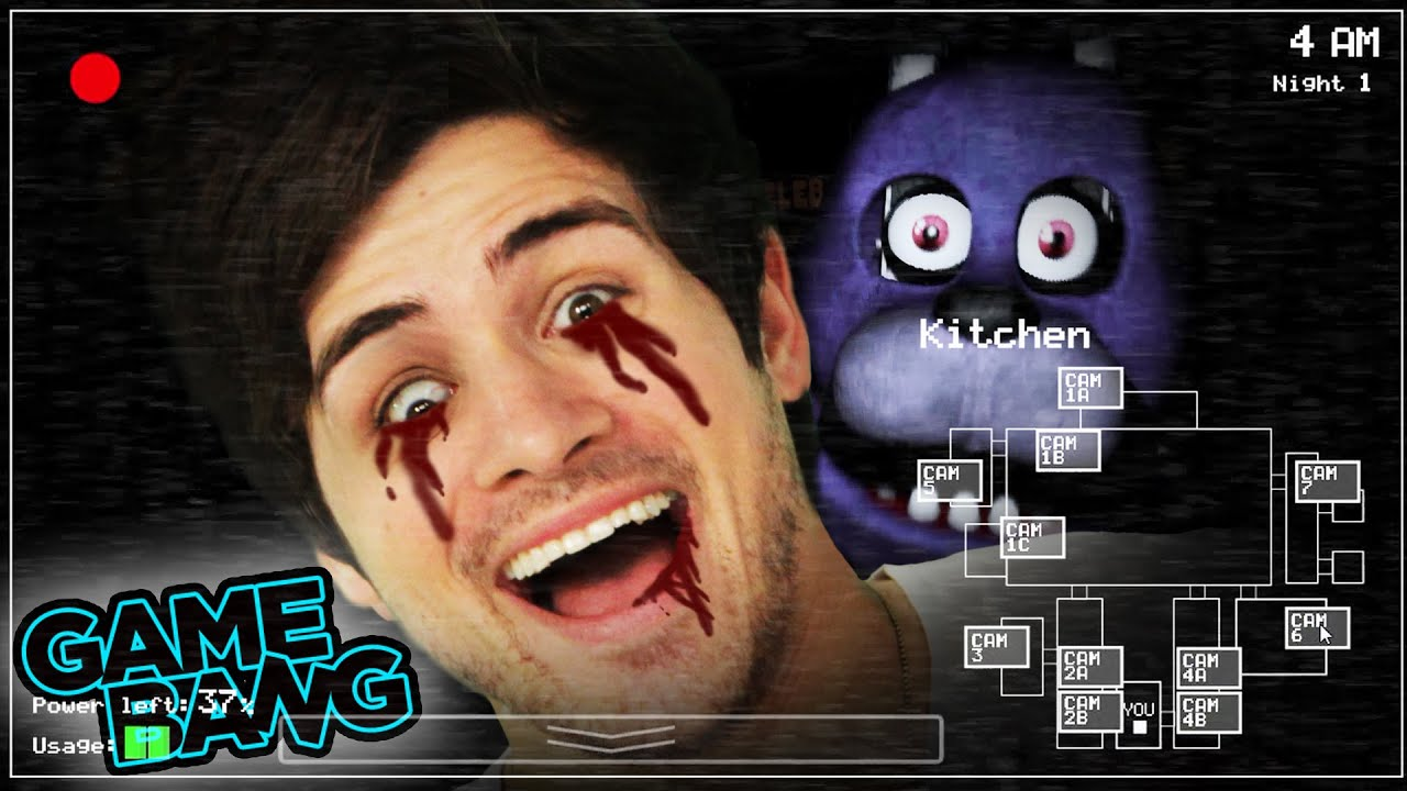 Deadly conclusion to five nights at freddy s game bang youtube