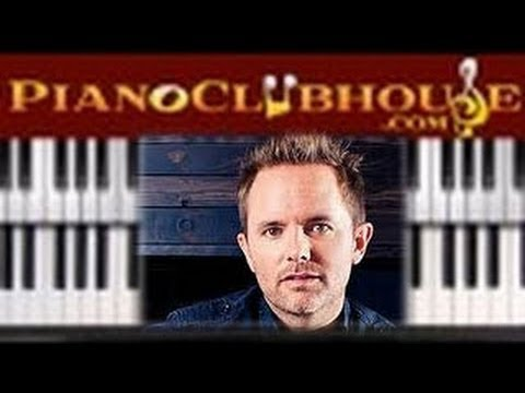 OUR GOD - Chris Tomlin / Micah Stampley - christian piano tutorial ♫