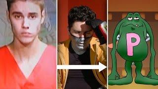 Reptilian Bieber-mosh