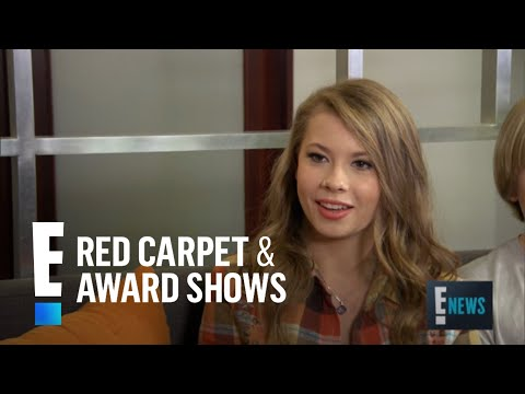 Bindi Irwin Reveals Biggest Celebrity Crush! | E! Live from the Red Carpet