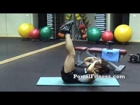 Ejercicios básicos y avanzados de abdominales / Basic Abs