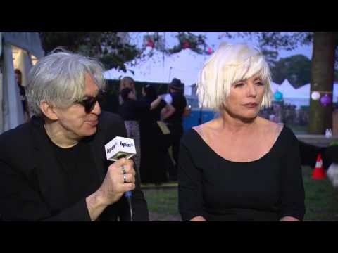 BLONDIE - Homebake 2012 - BPMTV Interview