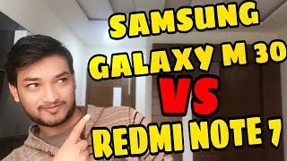 Samsung Galaxy M30 vs Redmi Note 7,samsung galaxy m30 specification,Launch Date in India
