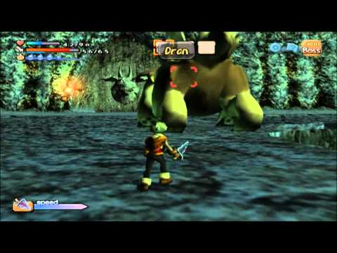 Dark Cloud - Part 6 - Beating The Divine Beast's Cave