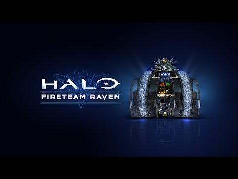 Halo: Fireteam Raven Arcade Experience Reveal Trailer