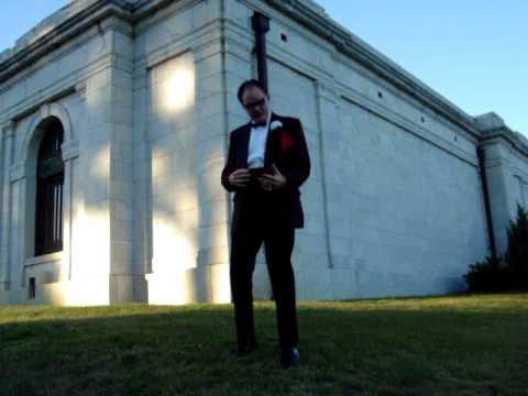 Stalker Poem in Cemetery Stalker Poem