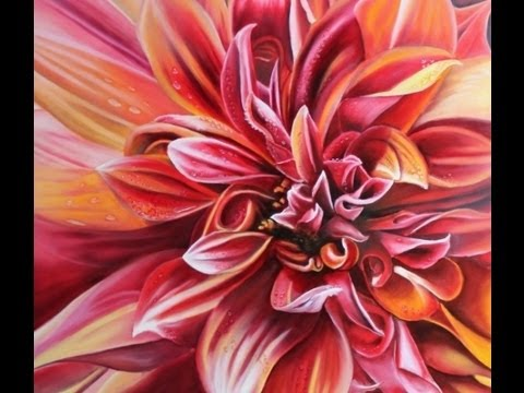 Artists Who Painted Flowers In Oil
