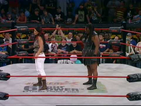 TNA: The Knockouts In Action