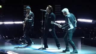 U2 I Will Follow, Manchester 2018-10-20 - U2gigs.com
