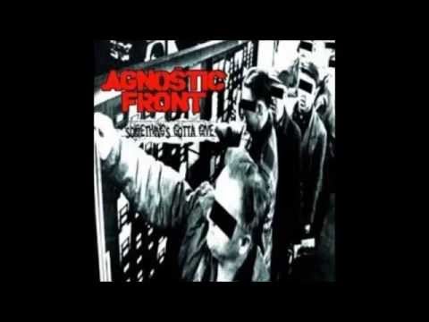 Agnostic Front - Do Or Die