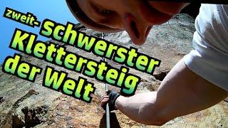Klettersteig Odenwald : Absturz am klettersteig !?! via ferrata děčín pastýřská stěna