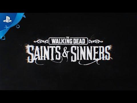 The Walking Dead: Saints & Sinners | Launch Trailer | PS VR