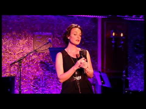 Live at 54 Below: Melissa Errico Sings 'Small World' from
