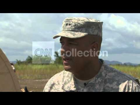 US TROOPS COMBATTING EBOLA IN LIBERIA