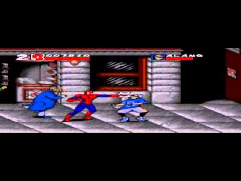 Spider-Man & Venom - Maximum Carnage - Spider-Man  and  Venom - Maximum Carnage (GEN) - User video