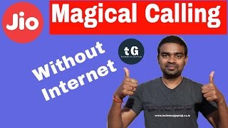 JIO 4G calling without Internet | Convert JIO 4G calling to voLTE Calling | Technical Guptaji