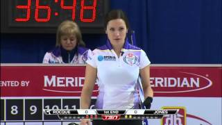 Jones vs. Rocque - 2015 Home Hardware Canada Cup of Curling (Draw 6)